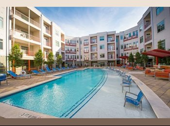 EasyRoommate US - Female roommate for 2 bed 2 bath near downtown - Downtown, Austin - $1,200 /mo