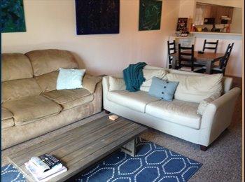 EasyRoommate US - Room for Rent in Spacious La Jolla Apartment Near Beach - La Jolla, San Diego - $900 /mo