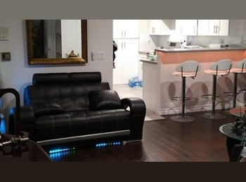 EasyRoommate US - furnished room - all inclusive - $0 application fee -    - Beverly Hills, Los Angeles - $795 /mo