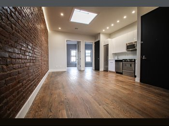 EasyRoommate US - Rooms for rent close to M/L trains - Brand new apartment! - Ridgewood, New York City - $900 /mo