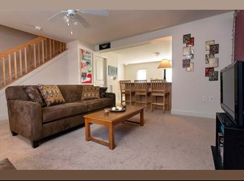 EasyRoommate US - Spacious townhouse February rent paid! - San Marcos, San Marcos - $555 /mo