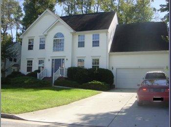 EasyRoommate US -  BEAUTIFUL 2800 SQFT HOME FOR RENT  - Salem, Virginia Beach - $2,200 /mo