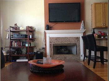 EasyRoommate US - $950 / 2br - 2br - Awesome Wicker Park Apartment for Rent/Parking Included  - Near West Side, Chicago - $950 /mo