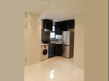 EasyRoommate US - 1 room in 3-br Brand New Apt near Columbia, avail March 1st - Upper West Side, New York City - $1,350 /mo