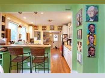 EasyRoommate US - Furnished Room & Bath in Beautiful Falls Church Bungalow - Arlington, Arlington - $1,500 /mo