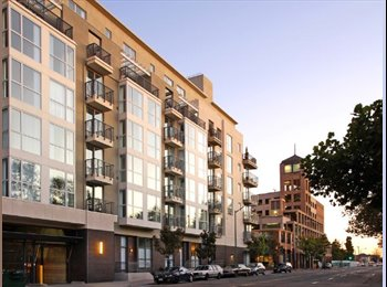 EasyRoommate US - Perfect Master Suite in Luxury Apartment Complex - Downtown Oakland - Downtown Oakland, Oakland Area - $1,500 /mo