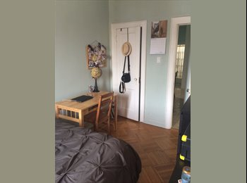 EasyRoommate US - $950 Roommate Need for Three Bedroom Apartment -- Available March 1st - Astoria, New York City - $950 /mo