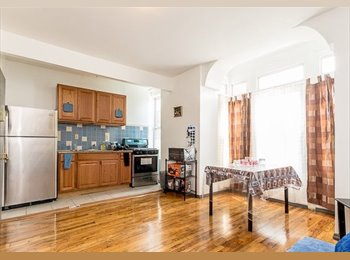 EasyRoommate US - Spacious fully furnished apartment in Bedford Stuynesant! - Bedford Stuyvesant, New York City - $800 /mo