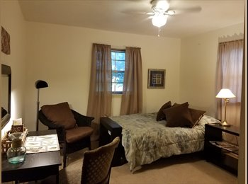 EasyRoommate US - comfy, safe, sunny home with pool needs a roommate, Jersey Village - $600 /mo