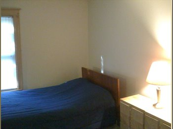 Seeking a woman to share a 2 bedroom apartment with a woman