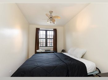 EasyRoommate US - Perfect apartment with 3 bedrooms in Bedford Stuyvesant! - Bedford Stuyvesant, New York City - $900 /mo