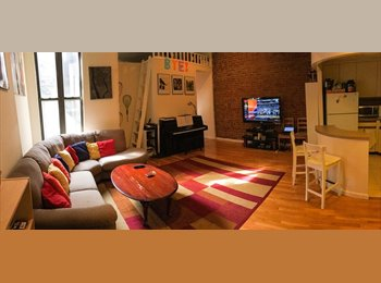 EasyRoommate US - 1br in a 2br - Upper West Side, NYC - $2,200 /mo