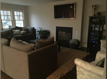 EasyRoommate US - Room + BR available in newly renovated house by the beach , Stamford - $1,300 /mo
