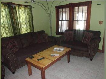 Room for rent in 3 bedroom home!