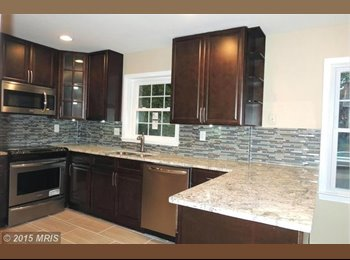 EasyRoommate US - Large 150 square feet BRAND NEW RENOVATED Bedroom in  townhouse close to Vienna Metro, Merrifield - $850 /mo