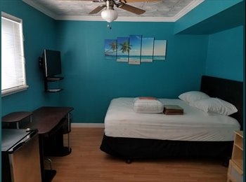 Furnished Very Nice and Comfortable Room for Rent