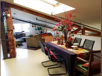 $1350 Room-Loft available in a shared 2,400 sq ft...