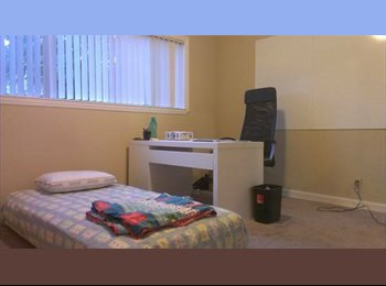 EasyRoommate US - Spacious Bed Room Available For Rent In Mountain View, Mountain View - $1,050 /mo