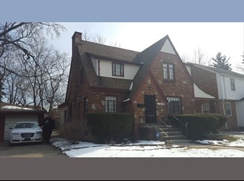Detroit - Rosedale Park Estates - Large Historic Home