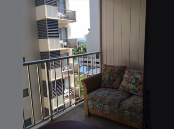 EasyRoommate US - good size studio to share - Oahu, Oahu - $1,275 /mo