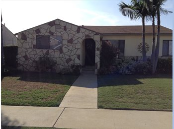 Clean, well furnished home in quiet, safe LAX close family...