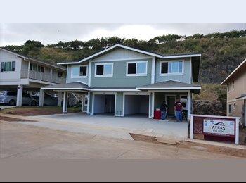 EasyRoommate US - $2900 / 4br - Move In Credit $300.00 New 4 Bedroom 2 1/2 Bath - Oahu, Oahu - $2,900 /mo