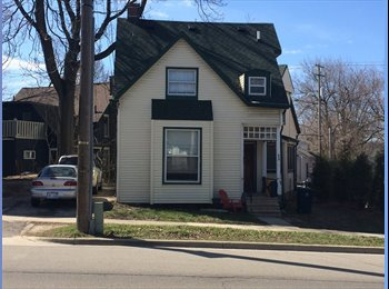 EasyRoommate US - Spacious Room Available for Summer Sublet in Kerrytown - Ann Arbor, Ann Arbor - $550 /mo