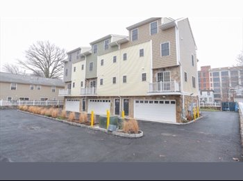 Brand New Townhouse with rooms for rent!!!!!! Utilities...