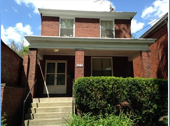 EasyRoommate US - Roommate wanted for 3 bedroom 2 bathroom house with garage. Close to Oakland/Downtown!, Pittsburgh - $675 /mo