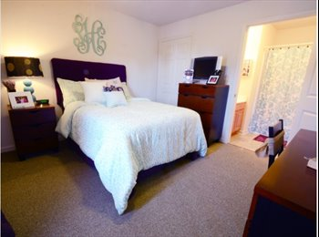 Room with Private Bath Available! (The Grove Apts)