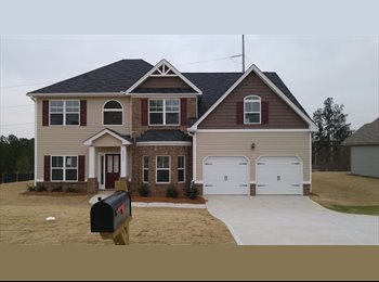 EasyRoommate US - 2 wonderful rooms for rent. Right by gate 1 at fort gordon - Augusta, Augusta - $700 /mo