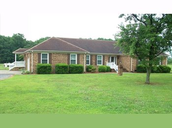 EasyRoommate US - Beautiful Ranch on 12 Acres with Room for Rent (utilities included) - Chesapeake, Chesapeake - $875 /mo