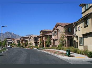 EasyRoommate US - SUMMERLIN TOWNHOUSE - Summerlin, Las Vegas - $600 /mo