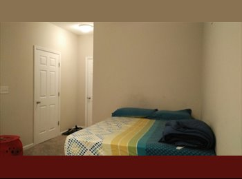 Room for sublease in a fully furnished 4 br apt near...