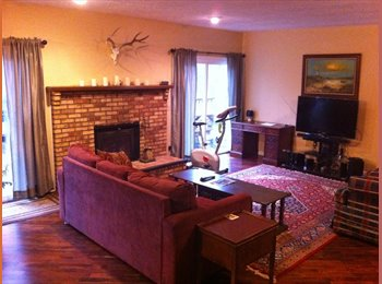 EasyRoommate US - 3 bdrm, 2.5 bath ranch in Rochester Hills, near Rochester and Auburn Intersection - Rochester Area, Detroit Area - $500 /mo