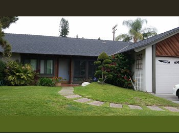EasyRoommate US - Clean, Quiet, Single Room, Centrally Located - West Anaheim, Anaheim - $700 /mo