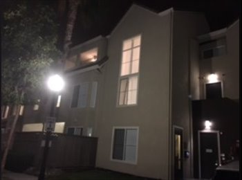 EasyRoommate US - Master Bedroom with attached bathroom and walk in closet $1350 - San Jose, San Jose Area - $1,350 /mo