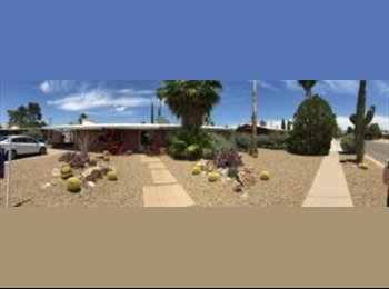 EasyRoommate US - Looking for another young professional to share the 3B 2Ba house - Tucson, Tucson - $600 /mo