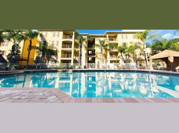 Summer Sublease at College Court