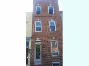 Share 3 bedroom Row house with roof deck