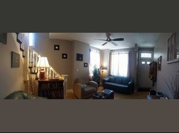 Roommate for May - Midtown Harrisburg - Across from Little...