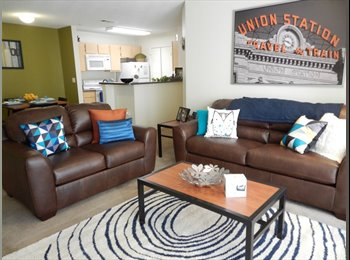 EasyRoommate US - Master bedroom at Rams Pointe - Fort Collins, Fort Collins - $625 /mo