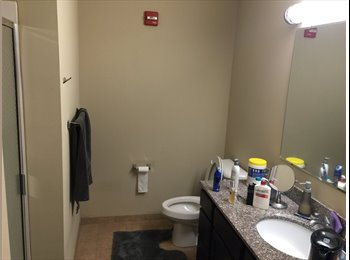 Cardinal towne 2 bedroom two bathroom one roomate