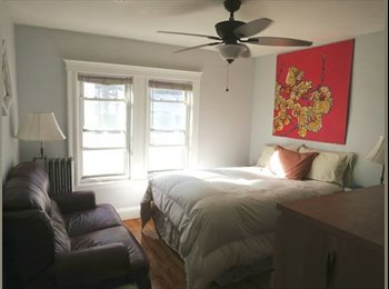 EasyRoommate US - $1000 room in full first floor apartment, 10 minutes from Cambridge - Cambridge, Cambridge - $1,000 /mo