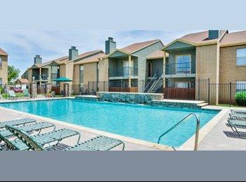 EasyRoommate US - 1 bedroom/1 bath apartment - Lubbock, Lubbock - $580 /mo