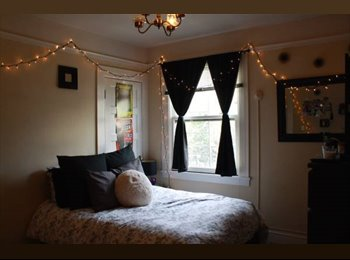 $1475 Private Room Available in 2 Bedroom Flat, 2 Blocks...