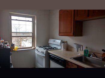 EasyRoommate US - 1 bedroom available in a spacious 2-BHK apartment for May 2016 through August 2016 @ 5300 Fifth aven - Pittsburgh Eastside, Pittsburgh - $675 /mo