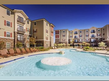 EasyRoommate US - Summer Sublease Aspen Heights  - San Marcos, San Marcos - $565 /mo