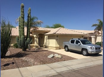 Spacious house with vaulted ceilings and upgraded