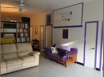 EasyRoommate US - Clean, quiet, and ultra-nerdy home for an aspiring writer/artist - Santa Cruz, San Jose Area - $580 /mo